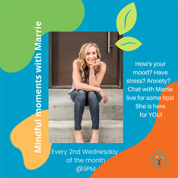 Mindful Moments with Marrie: Balance In Mind